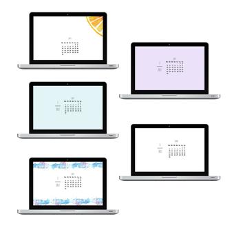 Desktophintergründe Juli