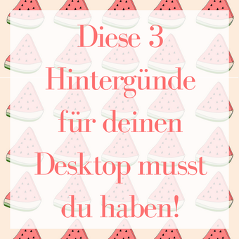 Titelbild: Diese 3 Hintergründe für deinen Desktop musst du haben!