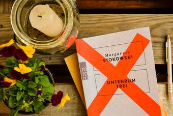 Postvorschlag 1: Buchtipp Untenrum Frei von Margarete Stokowski