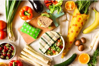 Postvorschlag 1: Nie wieder Frischhaltefolie: Plastikfrei in der Küche Part 1 | Kooperation mit pandoo RiekesBlog