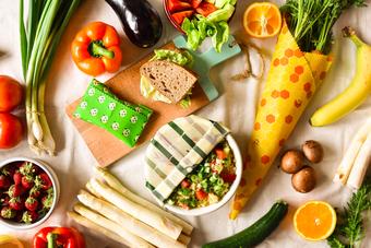 Postvorschlag 1: Nie wieder Frischhaltefolie: Plastikfrei in der Küche Part 1 | Kooperation mit pandoo