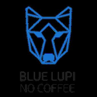 Firmen Logo Bluelupi