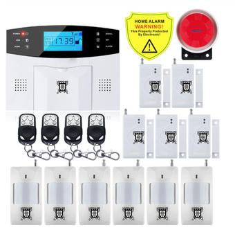 kit de alarma gsm leophalanx Guatemala