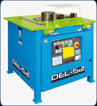 Dobladora Eléctrica de Varilla modelo DEL 52