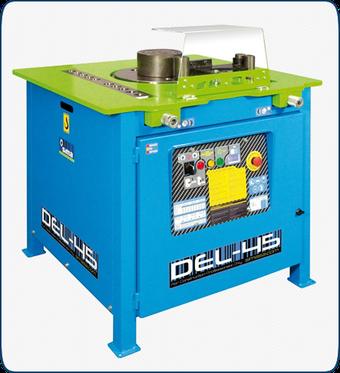 Dobladora Eléctrica de Varilla modelo DEL 45