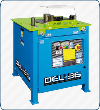Dobladora Eléctrica de Varilla modelo DEL 36