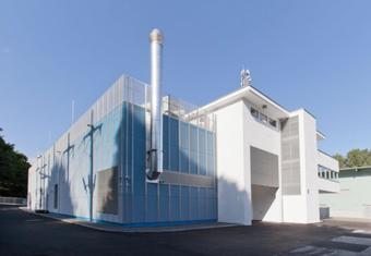 Objekt Ehemalige Unterstation plus neuer Annexbau   Auftraggeber/Bauherr CKW Fiber Service AG   Projektumfang Generalplanung (HLKSE, MSRL/GA, Architektur) eines hochverfügbaren und energieeffizienten Outsourcing Data Centers mit 2'700m2 und 2 x 2.25 MVA (