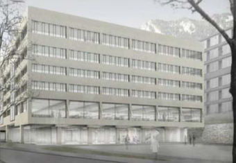 Objekt Spital (Sanierung, Umbau und Neubau)   Auftraggeber/Bauherr Kantonsspital Graubünden   Projektumfang Elektroplanung und Fachbauleitung.