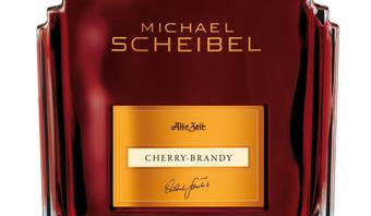 Scheibel Cherry Brandy Alte Zeit