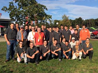 Gruppenfoto Kolpingtag 2015 Köln