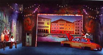 Anciennes créations - Théâtre du Versant - Biarritz