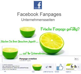 Facebook Fanseiten Internetagentur Heckmann