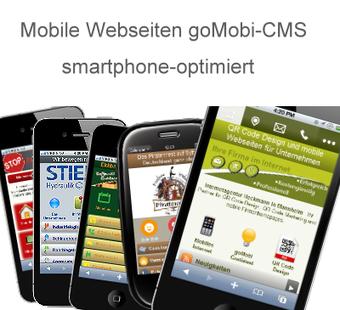 goMobi-Seiten Internetagentur Heckmann