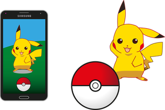 Kundengewinnung Pokemon Go