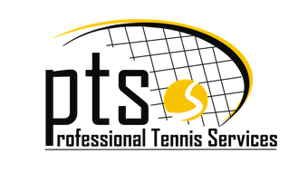 Profrssional tennis services logo