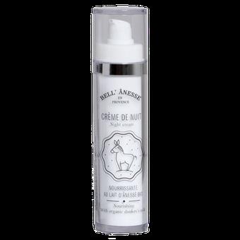DS Kosmetik Fraubrunnen - Eselmilch-Produkt Nachtcrème