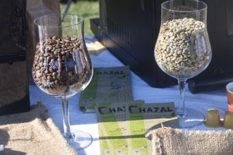Retrouvez le café d'Eric Chazal dans plusieurs points de vente dans le puy de dôme autre que dans sa brulerie de Clermont-Ferrand