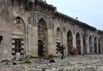 Umajjaden-moske i Aleppo