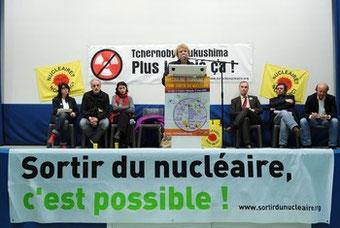 Frankrigs De Grønne - Les Verts