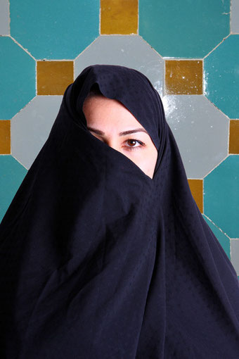 Galerie Time Vortrag Mernosh Talebian - Frauen im Iran