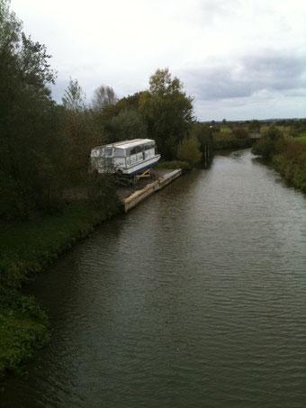 Barge des marais du Cotentin et du Bessin.