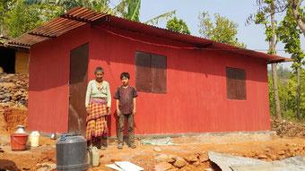 Shelter, Alleinerziehend, Spenden, Hütte, Obdachlos