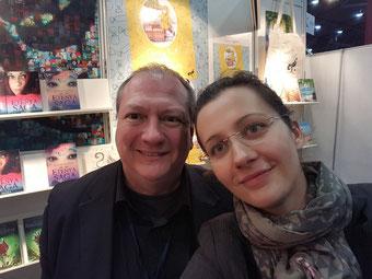Jonathan Philippi - Mary Island & Claudi Feldhaus | Autorin