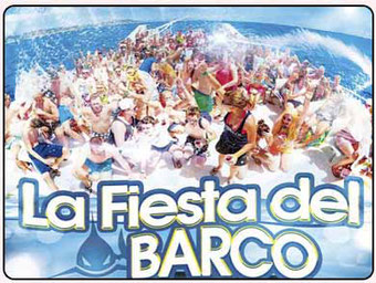 boat party chiclana