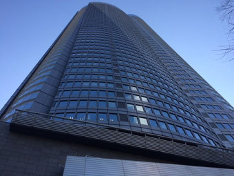 ☆六本木ヒルズ 森タワー。