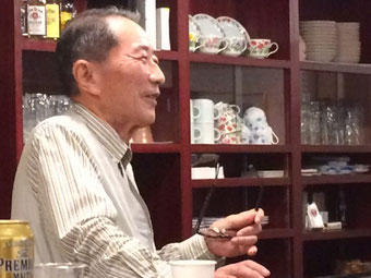 ☆平出さんは歌舞伎をDVDを皆さんにお見せしたい。皆さんはDVDも見たいが平出さんの博識と素朴なユーモアのある語りが聞きたい。