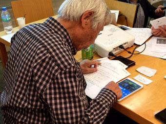☆「会計監査」で大変お世話になっています。磯村 宏さん。