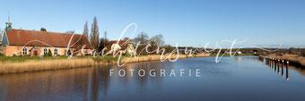 beachtenswert fotografie, Fotokunst, Landschaft, Stör, Fluss, Flusslandschaft, Itzehoe