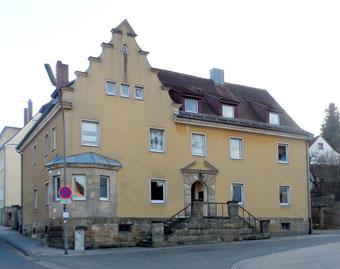 """Das """"Rathaus"""" von St. Johannis"""