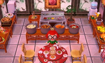 Acnl Japanese Restaurant