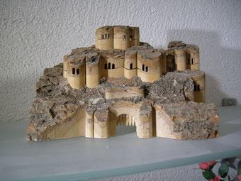 Burgschnitzerei