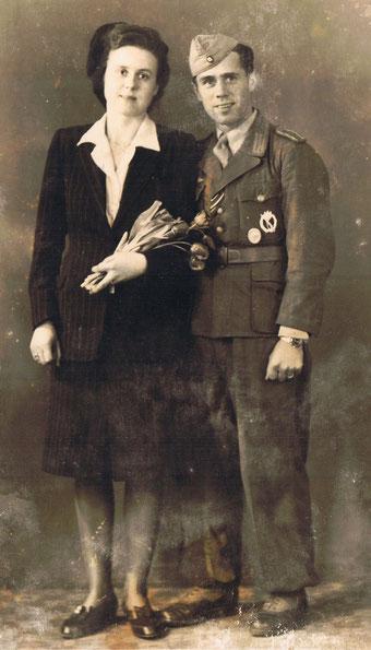 Inge und Alfred