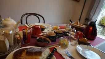 La Rousselie chambres et table d'hôtes