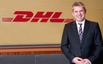Markus Rechling has been appointed CEO DHL Express Germany  -  picture: DPDHL