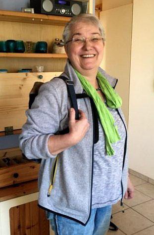 Ursula Baldauf, Geschäftsführerin Bald-aufgeräumt