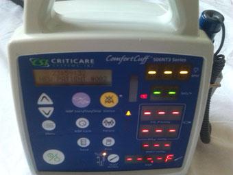 Criticare ComfortCuff 506NT3 Series für Medizin und Praxis