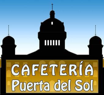 Logo cafetería Puerta del Sol