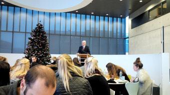 The President of Iceland: Ólafur Ragnar Grímsson
