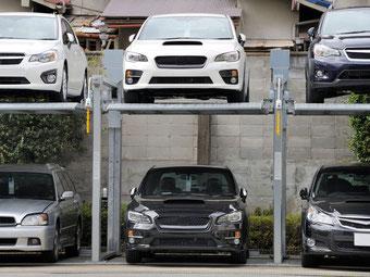 Autoparksysteme von AAB in Essen für privat und Gewerbe