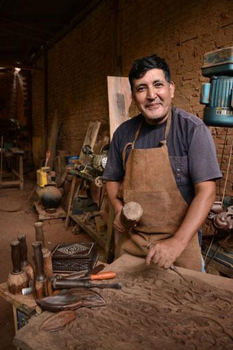 Mikrofinanzfonds_Mikrokreditnehmer aus Bolivien
