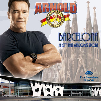 Arnold Classic Open Europe 2016