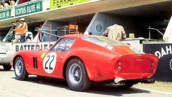 24h du Mans 1962