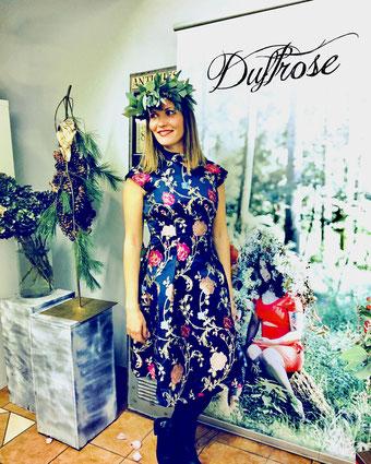 Bild LisArt Weihnachtsfeier Duftrose Anthering mit NICOLE CHRISTINA Music