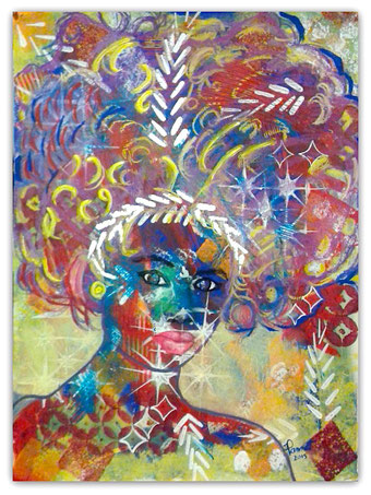 """Awakening Goddess"" by Phyllis A. Taylor"