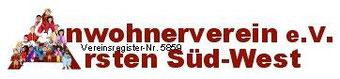 Anwohnerverein Arsten Süd-West, Betreiber Spielplatz Arsterix in Bremen-Arsten (Bremen-Obervieland)