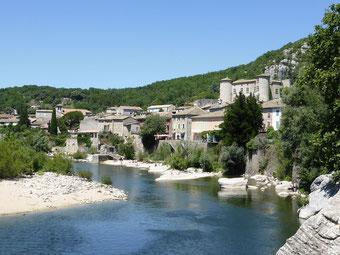 Vogüé en sud Ardèche